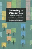 Investing in Democracy