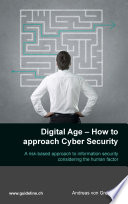 Digital Age   How to approach Cyber Security Book