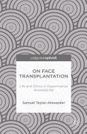 On Face Transplantation Pdf/ePub eBook