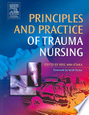 Principles And Practice Of Trauma Nursing Book PDF