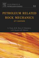 Petroleum Related Rock Mechanics Book PDF