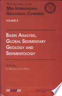 Basin Analysis  Global Sedimentary Geology and Sedimentology