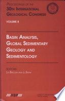 Basin Analysis  Global Sedimentary Geology and Sedimentology Book