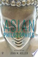 Asian Philosophies Book