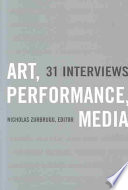 Art, Performance, Media