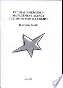 Federal Emergency Management Agency Customer Service Course