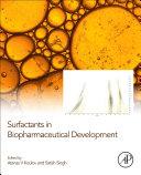 Surfactants in Biopharmaceutical Development Book