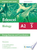 Edexcel Biology A2 Student Unit Guide Unit 5 New Edition Energy Exercise And Coordination Epub