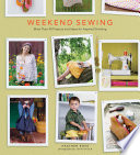 Weekend Sewing