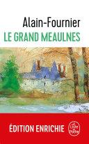 Pdf Le Grand Meaulnes - Edition Collège Telecharger