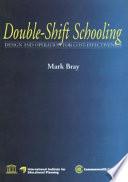 Double-shift Schooling
