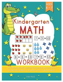 Kindergarten Math Workbook
