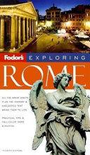 Pdf Exploring Rome