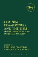 Pdf Feminist Frameworks and the Bible Telecharger