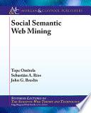 Social Semantic Web Mining Book PDF