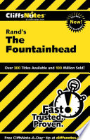 CliffsNotes on Rand s The Fountainhead