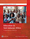 Education in Sub-Saharan Africa