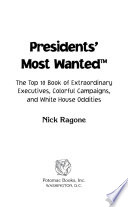 Presidents' Most Wanted™