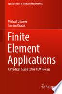 Finite Element Applications