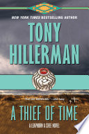 A Thief of Time Tony Hillerman Cover