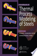Handbook of Thermal Process Modeling Steels