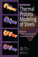 Handbook of Thermal Process Modeling Steels