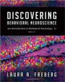 Discovering Behavioral Neuroscience