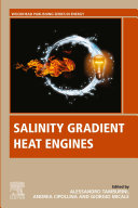 Salinity Gradient Heat Engines