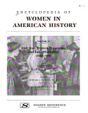Encyclopedia of Women in American History  Civil War  western expansion  and industrialization  1820 1900 Book PDF