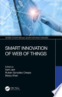 Smart Innovation of Web of Things Book