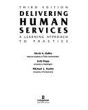 Delivering Human Services Book PDF