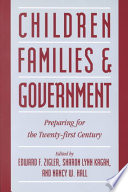 Children Families And Government