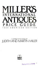 Miller s International Antiques Price Guide  1989