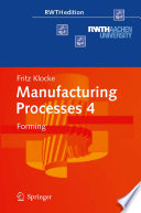 Manufacturing Processes 4 Book PDF