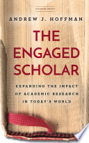 The Engaged Scholar Book
