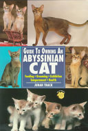 Guide to Owning an Abyssinian Cat