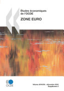 Pdf Études économiques de l'OCDE : Zone euro 2010 Telecharger