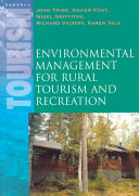 Environmental Management for Rural Tourism and Recreation