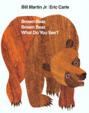 Brown Bear, Brown Bear, What Do You See? Pdf/ePub eBook