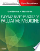 Evidence based Practice of Palliative Medicine