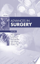 Advances In Surgery E Book Book PDF