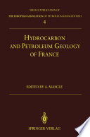 Hydrocarbon and Petroleum Geology of France