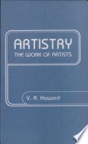 Artistry Book