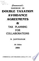 Commercial's Handbook on Double Taxation Avoidance Agreements & Tax Planning for Collaborations