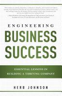 Engineering Business Success