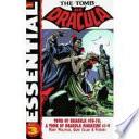Essential Tomb of Dracula -