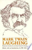 Mark Twain Laughing
