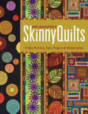 Kim Schaefer's Skinny Quilts: 15 Bed Runners, Table Toppers ...