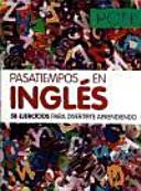 Pasatiempos en Inglés