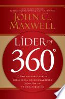 Lider de 360° Cuaderno de Ejercicios